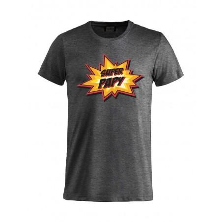 Tee-Shirt Super Papy