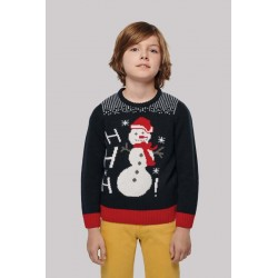 Pull-Over enfant Ho Ho Ho