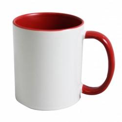 Mug bicolore à personnaliser