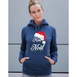 Sweat-Shirt Femme Mère Noël