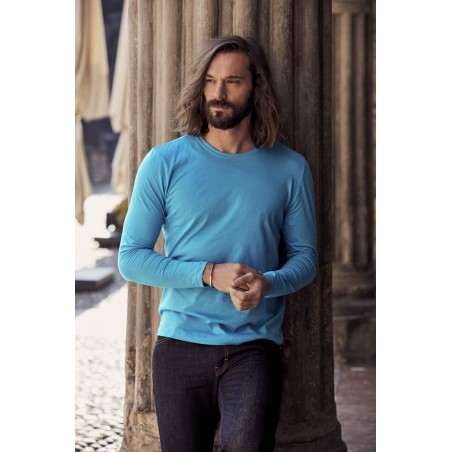 Tee-Shirt Manches Longues Homme à personnaliser