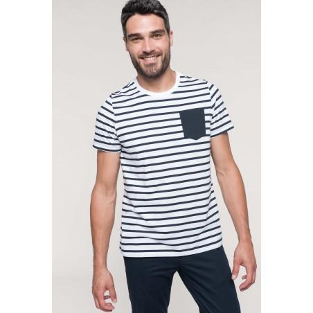 Tee-shirt Marin Homme