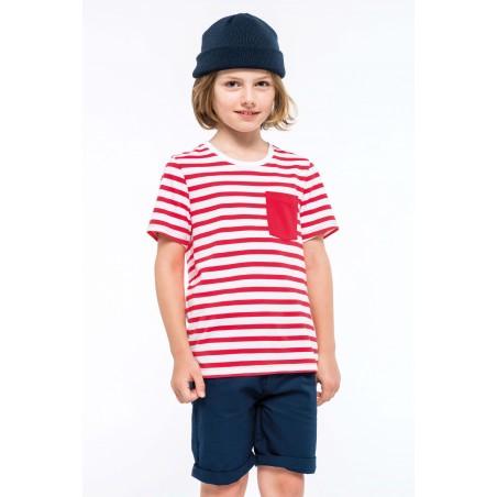 Tee-shirt Marin Enfant