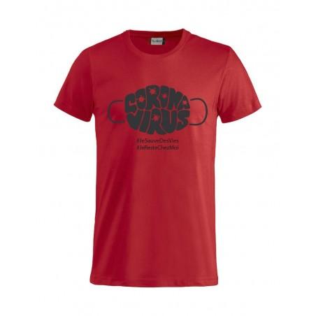 Tee-Shirt Mixte Je Sauve Des Vies