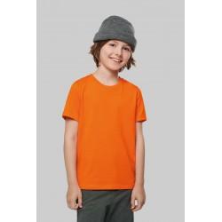Tee-Shirt Col Rond Enfant...
