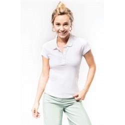 Polo Femme BIO à personnaliser