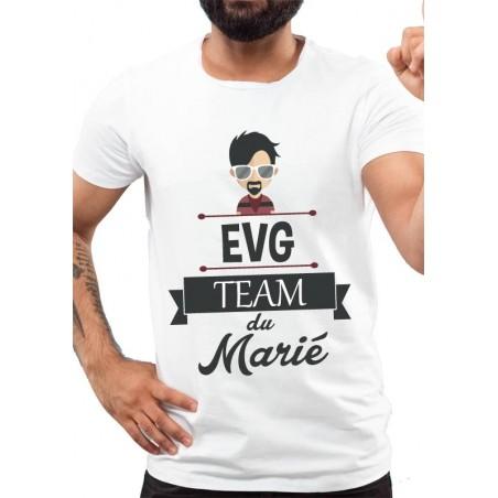 Tee-Shirt TEAM DU MARIE