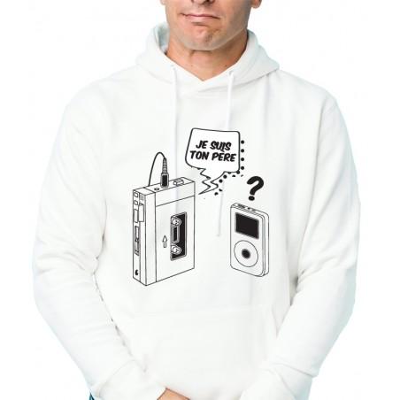 Sweat-shirt Mixte Cassette
