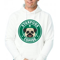 Sweat-shirt Mixte Starpugs