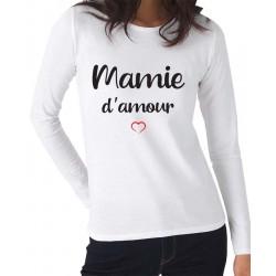 Tee-Shirt Manches Longues...