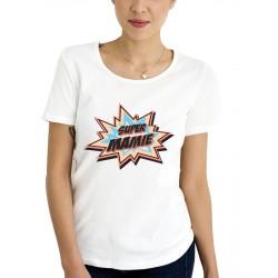 Tee-Shirt Super Mamie