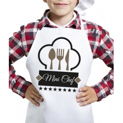 Tablier Mini Chef