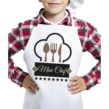 Tablier Mini Chef