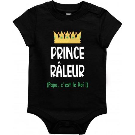 Body Bébé Prince Râleur