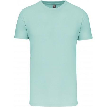 Tee-Shirt Col Rond Homme BIO à personnaliser