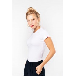 Tee-shirt Femme BIO ORIGINE FRANCE à personnaliser