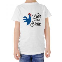 Tee-Shirt BIO Enfant Fier...