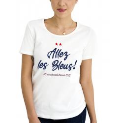 Tee-Shirt BIO Femme Allez...