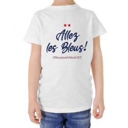 Tee-Shirt BIO Enfant Allez...