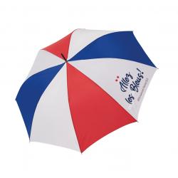 Parapluie Allez les Bleus