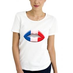 Tee-Shirt BIO Femme Bouche