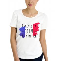 Tee-Shirt BIO Femme Ramenez...