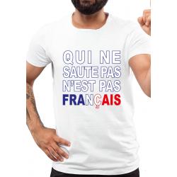 Tee-Shirt BIO Qui ne Saute Pas