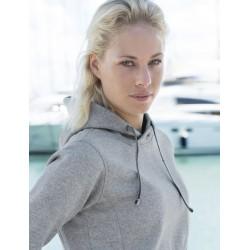 Sweat-Shirt Femme à capuche...
